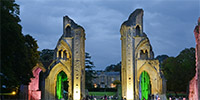 Night at the Abbey @ Glastonbury Abbey
