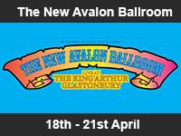 The New Avalon Ballroom