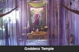 Goddess Temple