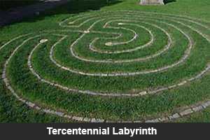 Tercentennial Labyrinth