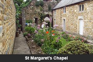 St Margaret's Chapel & Magdalene Almshouses