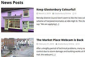 News Posts