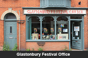Glastonbury Festival Office
