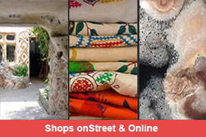 Glastonbury Shops onStreet & Online
