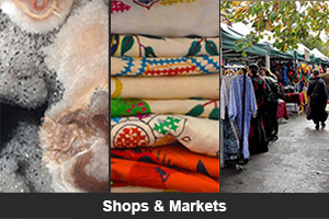 Shops & Markets