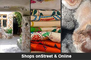 Shops onStreet & Online