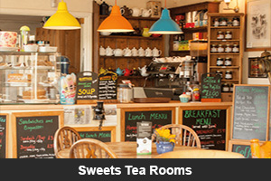 Sweets Tea Rooms