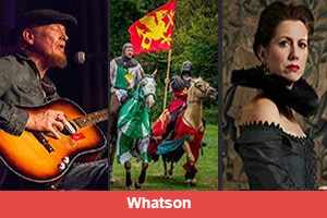 Whatson in Glastonbury