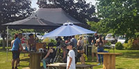 Pop Up Pub and BBQ @ Middlewick