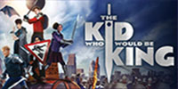 The Kid Who Would be King - Outdoor Film @ Glastonbury Abbey
