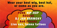 Get Wiggy With It ft. DJ Jah Harmony @ Red Brick Building