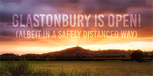 Glastonbury Opens