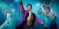 Outdoor Cinema - The Greatest Showman @ Glastonbury Abbey