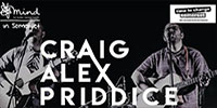 Craig & Alex Priddice plus Support @ King Arthur