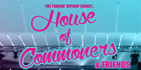 House of Commoners & Friends @ King Arthur
